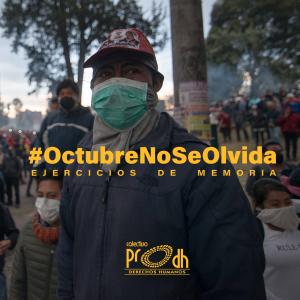 Una de las protestas más grandes de los últimos años. Esta lucha de indígenas, trabajadores, estudiantes y transportistas duró 11 días.